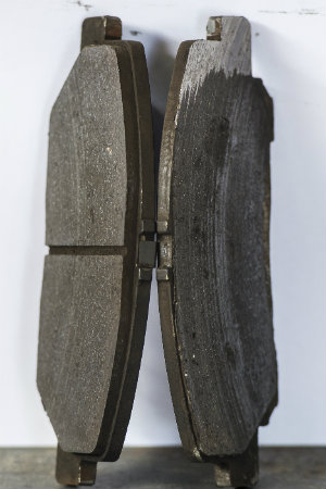 Worn out Brake Pads(copy)